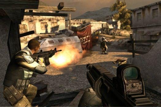 Modern Combat 3: Fallen Nation Review - лучшая игра из всех серий Modern Combat [Обзор / Скачать / App Store]