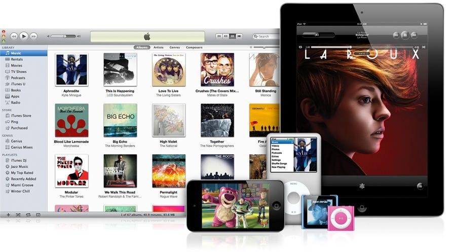 Что такое iTunes? [iFAQ]