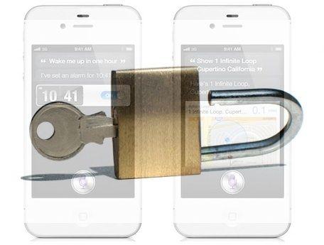 iPhone 4S разлочили без использования джейлбрейка или турбосим!