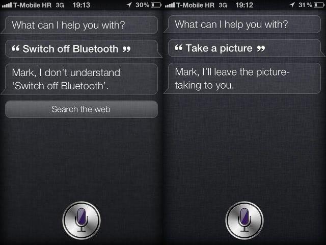 """В IOS 5.1 добавят команды для Siri: """"сфотографировать"""", """"сделать видео"""", """"включить / выключить Wi-Fi и другие"""