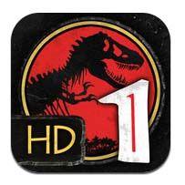 Jurassic Park: The Game 1 HD - Юрский период на вашем iPad 2 ! [Скачать / App Store / Обзор]