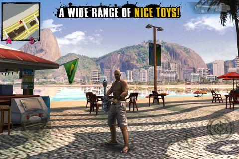 Gangstar Rio: City of Saints - откройте для себя криминальное Рио-де-Жанейро [Скачать / App Store / Обзор]