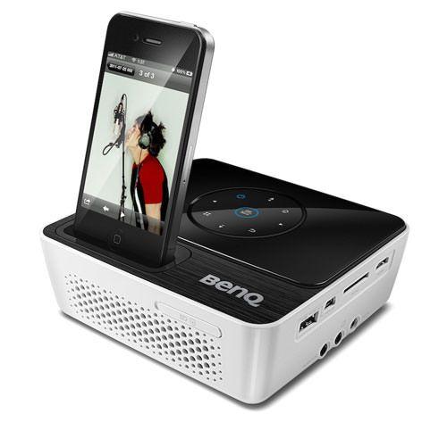 Joybee GP2: мини-проектор для iPhone и iPod или портативная альтернатива ноутбуку