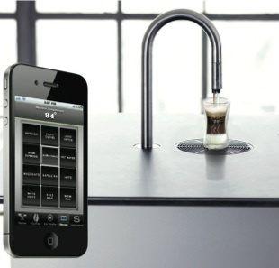 TopBrewer: приготовить кофе с помощью iPhone? Легко!