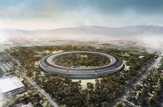 """""""Космический корабль"""" от Apple может быть построен уже к 2015 году [Слухи]"""