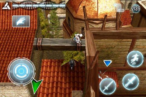 Assassin's Creed - Altair's Chronicles для iPhone, iPod Touch и IPad [Скачать / Обзор / App Store]