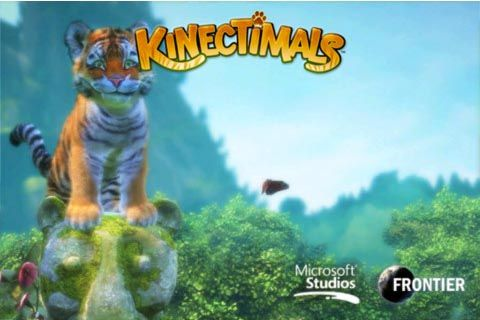 Kinectimals - первая игра от Microsoft в App Store [Обзор / Скачать]