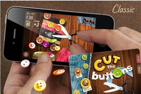 Cut the Buttons 1.0 для iPhone, iPod Touch и IPad [Скачать / Обзор / App Store]