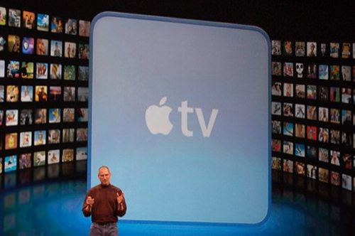 Интеграция Apple TV - часть наследия Стива Джобса [Слухи]