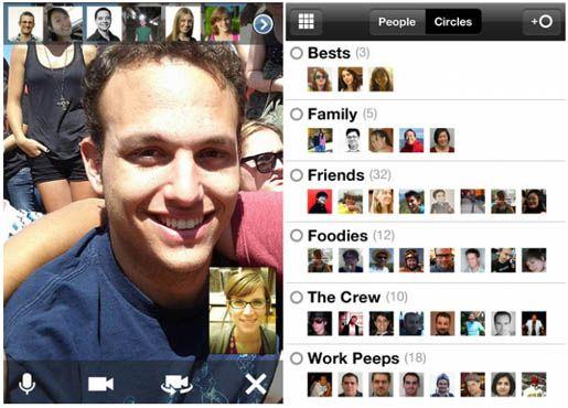 Обновление приложения Google + для IOS. Фото с полным разрешением, поиск и фото +1 [Скачать]