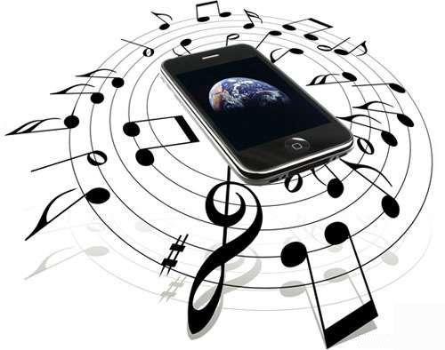 Програмку для мелодий на iphone