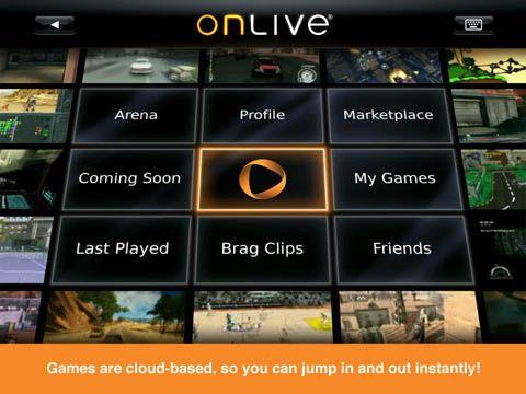 Онлайн игры портированы на IPad