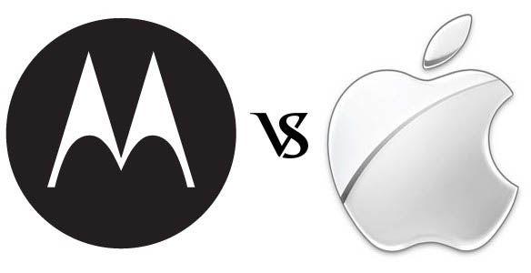 Motorola запретит продавать iPhone и iPad в Европе