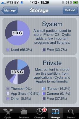 Что такое Cydia? Описание всех разделов приложения [IFAQ]