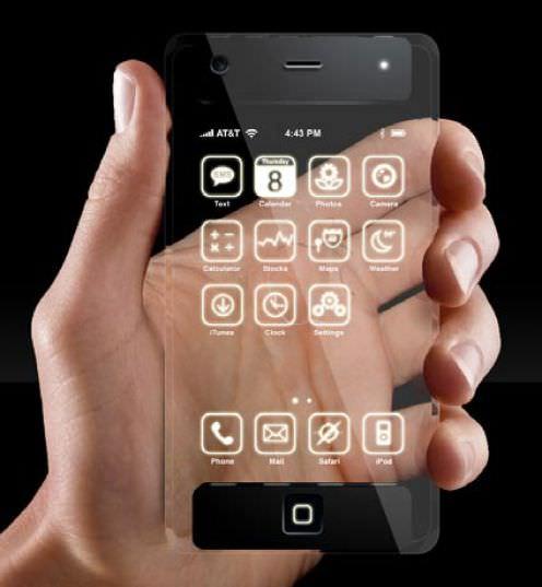Прогнозы дизайна iPhone 5 [Слухи]