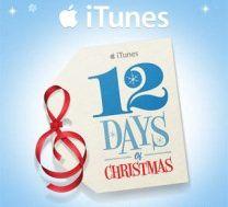 """Новогодняя акция Apple бесплатных подарков - """"iTunes - 12 Days of Christmas продлится 12 дней"""" [Обзор / Скачать]"""
