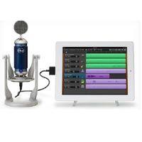 Компания Blue представит новые микрофоны для IOS устройств [Аксессуары]