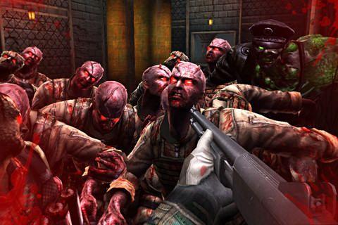 Combat Arms: Zombies для iPhone, iPod Touch и IPad [Скачать / Обзор / App Store]