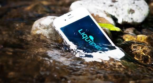 Нанотехнология от Liquipel защитит iPhone от воды. Мочите на здоровье :) !