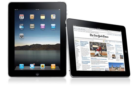 Владельцы IPad совершили 3 миллиарда загрузок из App Store