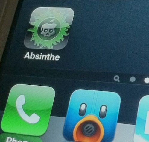 Утилита Absinthe для отвязанного джейлбрейка iPhone 4S и IPad 2 скачана более 1 миллиона раз в день запуска