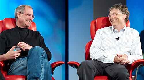 Перед смертью Стив Джобс перечитывал письмо Билла Гейтса