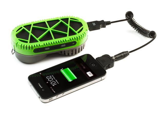 Powertrekk может зарядить iPhone от воды