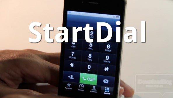 StartDial - твик из Cydia, убирающий Автоответчик из приложения Телефон и не только [Deb-файлы / Видео / Скачать]