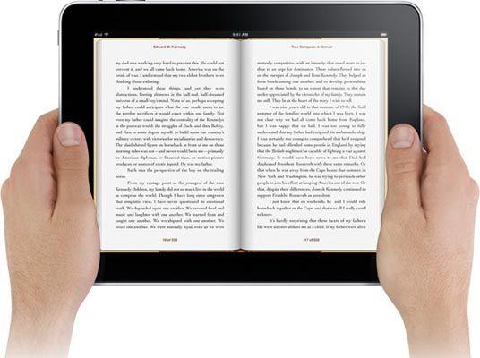 В четверг Apple представит «инструмент» для публикации интерактивных книг