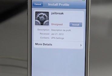 Отвязанный джейлбрейк iOS 5.0.1 для iPhone 4S и IPad 2 на ОС Windows. Инструкция [Скачать / Видео / IFAQ]
