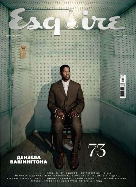 Esquire (январь, 2012) [Журнал / Обзор]
