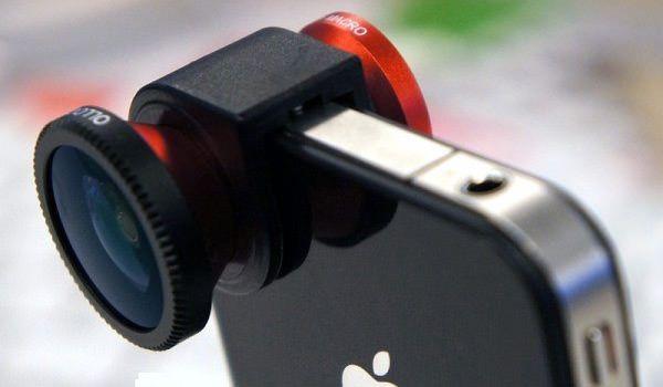 Olloclip - расширяем оптические возможности камеры iPhone 4 (4S) [Аксессуары]