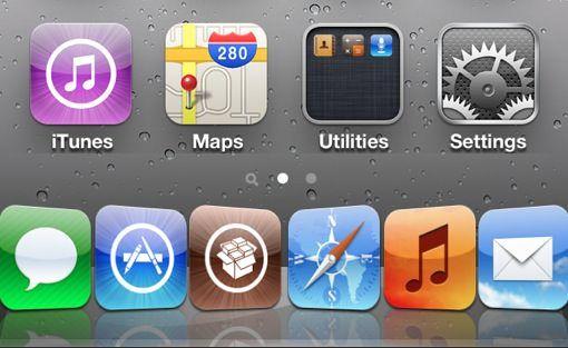 Сделайте док-панель на своем iPhone индивидуальной, новый твик Overflow [Обзор / Видео / Скачать]