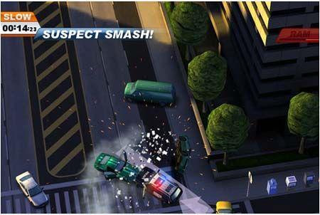 Smash Cops для iPhone, iPod Touch и IPad [Скачать / Обзор / App Store]