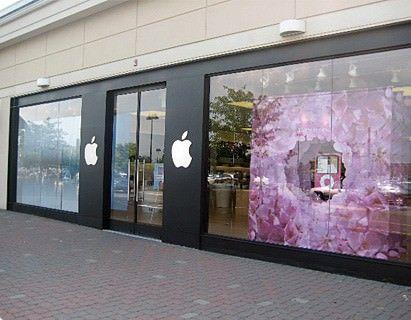 Очередная попытка ограбления Apple Store обернулась неудачей для грабителей