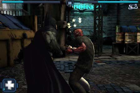 Batman: Arkham City Lockdown для iPhone, iPod Touch и IPad [Скачать / Обзор / App Store]