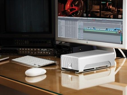 Внешний накопитель Hitachi для Macbook Pro, MacBook или MacBook Air