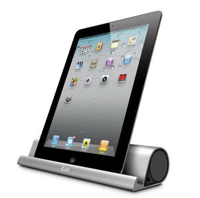 Mo'Beats Wireless Stereo Speaker Stand - стильная подставка для iPad с аккустическими возможностями
