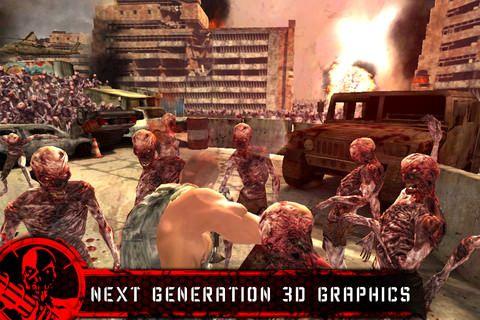 Desert Zombie: Last Stand для iPhone, iPod Touch, IPad [App Store / Скачать / Обзор]