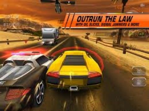 Need for Speed Hot Pursuit для IPad [Скачать / Обзор / App Store]