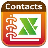 ExcelContacts 2.2.1. Как сохранить (перенести) контакты из iPhone в формат Excel без iTunes [IFAQ / Обзор / Скачать / Обзор]