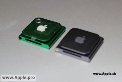 iPod nano будет оснащен 1,3-мегапиксельной камерой 2