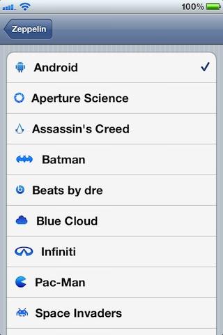 download Zeppelin Cydia tweak