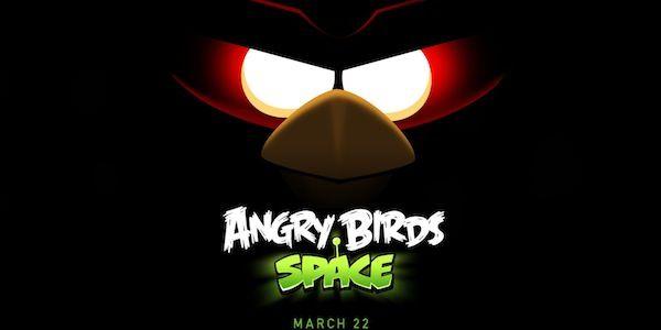 Ждем новый шедевр от Rovio - Angry Birds Space 22 марта