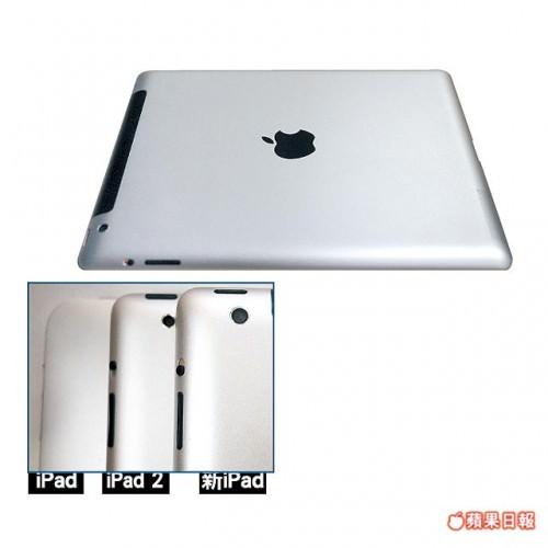 Фотографии iPad 3? Изменились края и камера [Фото]
