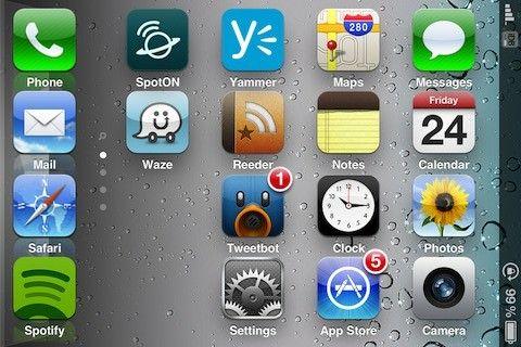 Твик IconRotator повернет иконки рабочего стола на iPhone в зависимости от ориентации экрана [Cydia / Обзор]