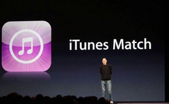 Загруженные ранее песни с iTunes Match становятся недоступны