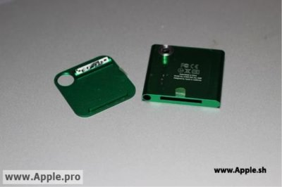 iPod nano будет оснащен 1,3-мегапиксельной камерой