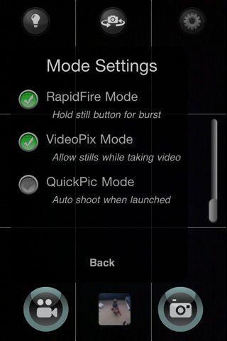 Скачать QuickPix: одновременная съемка видео и фото для iPhone, iPad и iPod touch [Обзор / Скачать]