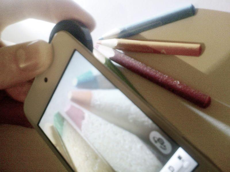 Возможности макросъемки на iPod Touch 4G [Фото]